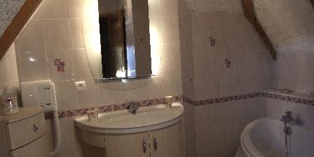 Air Aubrac Salle de bain du buron