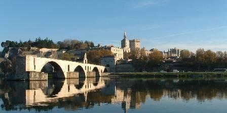 Le Pays du Matin Calme Le pont d'Avignon