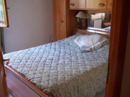 Chambre d'hote Bouches du Rhône - La chambre 3 avec un lit double