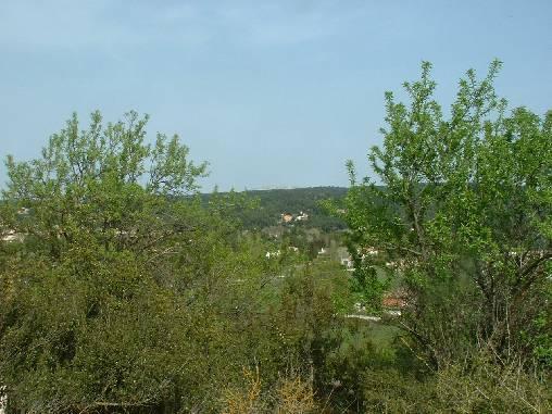Chambre d'hote Bouches du Rhône - La vue de la Sainte Victoire depuis le jardin