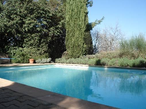 Chambre d'hote Bouches du Rhône - la piscine