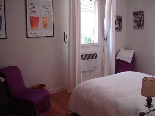 Chambre d'hote Bouches du Rhône - la chambre violette