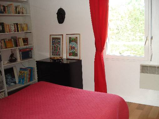 Chambre d'hote Bouches du Rhône - la chambre rouge