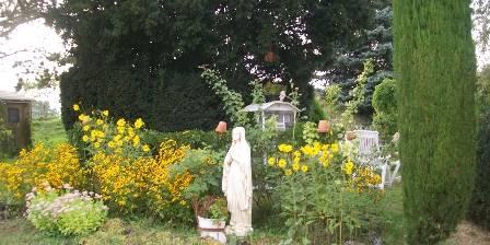 La  Margotte Jardin fleuri