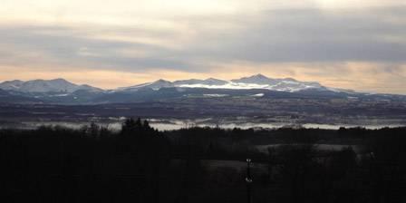 Domaine de La Vervialle Vue imprenable sur le massif du Sancy