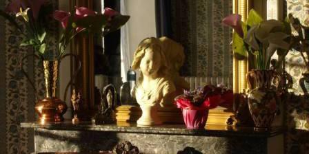 Chambre d'hotes Domaine de La Vervialle > Suite Anna