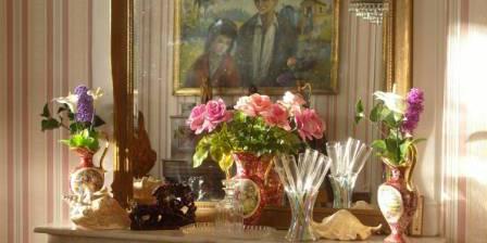 Chambre d'hotes Domaine de La Vervialle > Coté salon