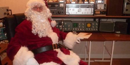 Domaine de La Vervialle Père Noel à La Vervialle