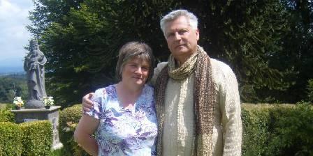 Domaine de La Vervialle Monique et Jan