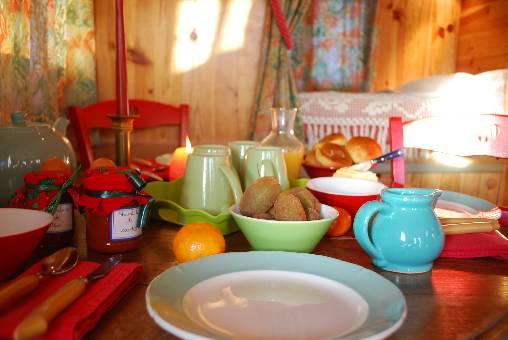 Ambiance Petit Déjeuner (Photo O.T. Montreuil et ses vallées)