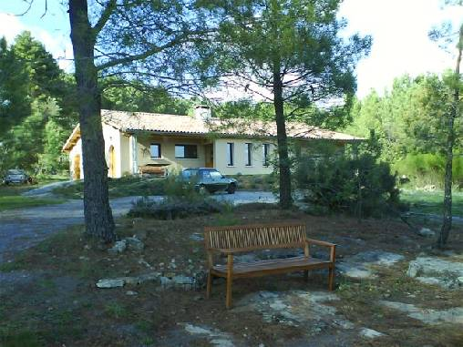 Bed & breakfasts Ardèche, from 49 €/Nuit. House of character, Tauriers (07110 Ardèche), Charm, Guest Table, Swimming Pool, Garden, Disabled access, Net, WiFi, Baby Kits, Air-Conditioning, 15 Maximum People, Lounge, Librar...
