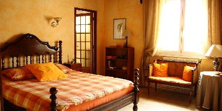 Bed and breakfast Mas Les Feuillantines > L'Abricotier > Click here to enlarge photo