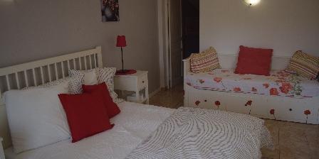 Domaine Lacoste Chambre