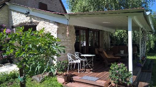 Chambre d'hote Lot - Terrace-Artésienne2
