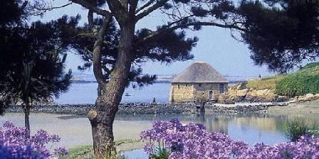 Chambres de Coat Fall Bréhat le moulin à marée