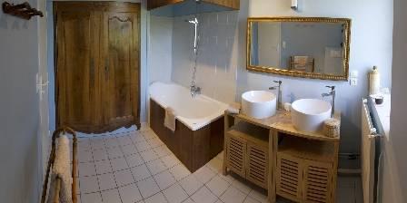 Domaine de la Trigalière Salle de bain Le Séchoir