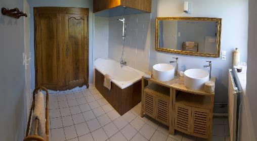 Salle de bain Le Séchoir