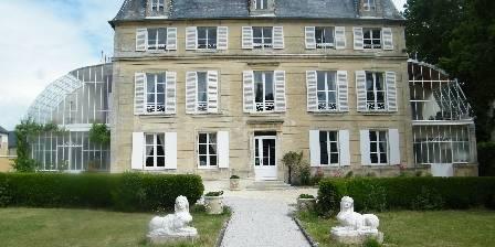Chambre d'hotes Chateau de Damigny > La façade du chateau