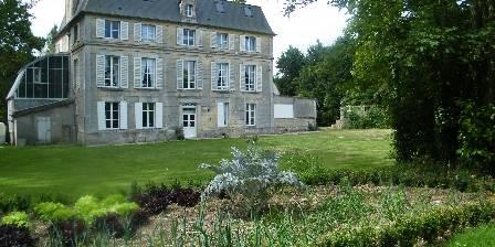 Chambre d'hotes Chateau de Damigny > Le chateau vu coté nord