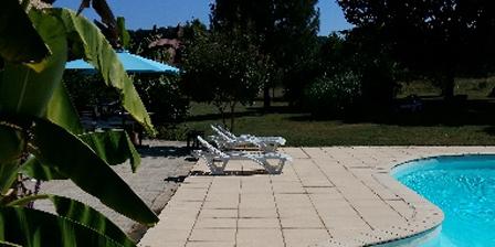 Le Clos Gaillardou La piscine