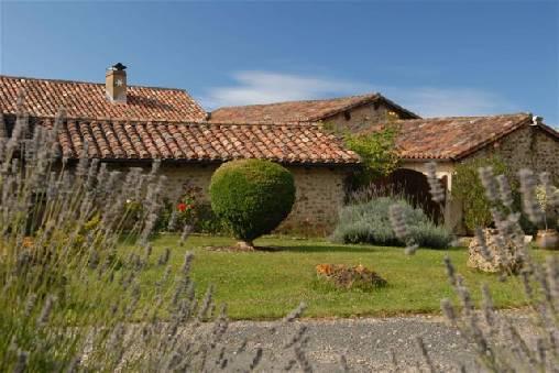 Chambre d'hote Dordogne - La propriété