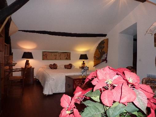 Chambre d'hote Dordogne - Suite Parfums d'Asie 80m2