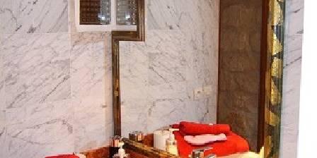 Location de vacances Petite Roquette > Salle de bain