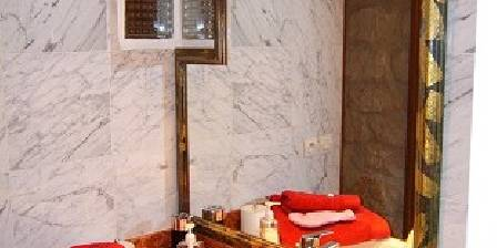 Gite Petite Roquette > Salle de bain