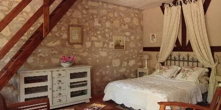 Maison D'hôtes La Chouanniere Montesquiou room