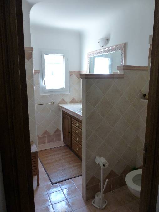 Opale - salle de douche
