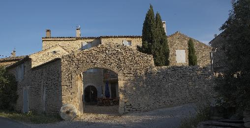Chambre d'hote Vaucluse - Entrée