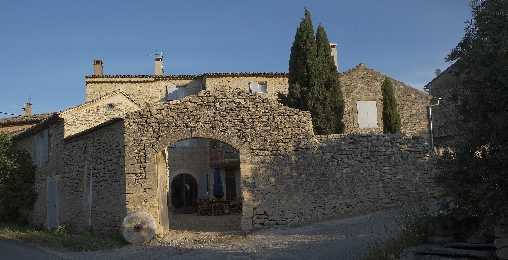 Chambre d'hote Vaucluse - Chambre Ocre