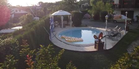 Chez Patrick et Patricia La piscine
