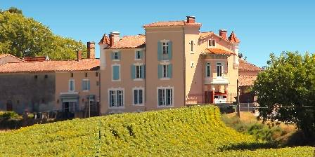 Château Coquelicot Vue principale