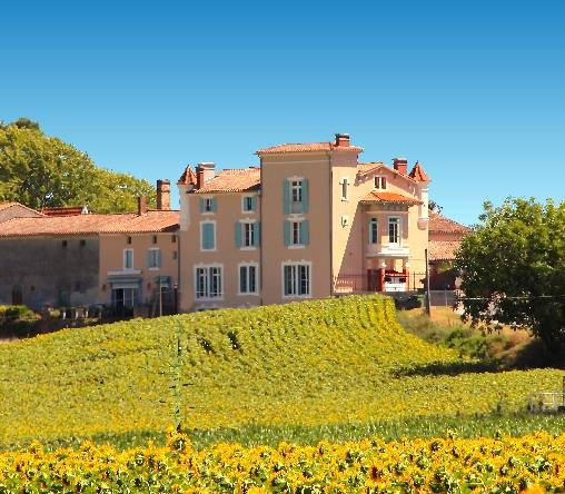 Bed & breakfasts Aude, from 95 €/Nuit. Castle, Castelnaudary - Souilhanels (11400 Aude), Charm, Guest Table, Swimming Pool, Jacuzzi, Garden, Park, WiFi, Baby Kits, Parking, 2 Double Bedroom(s), 3 Suite(s), 3 Childrens ...