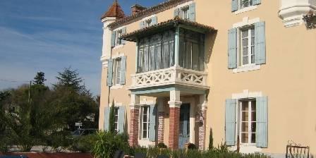 Château Coquelicot Facade avant