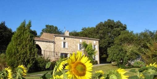 Chambres d'hotes Aude, Saint Martin Lalande (11400 Aude)....