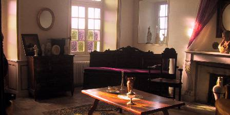 Le Relais du Mont Chauve Le grand salon