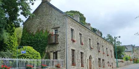 Le Relais du Mont Chauve La façade avant