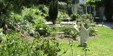 Le Relais du Mont Chauve Le jardin
