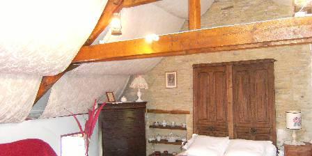 Le Relais du Mont Chauve Chambre Jasmin