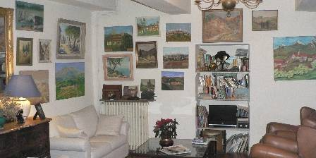 Chez Laurence Jonqueres d'Oriola Le salon