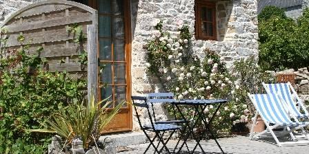 Chez Tante Phine Maison côté jardin