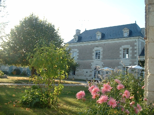 bed & breakfast Indre-et-Loire -