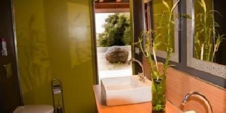 A Casa Di Marigaby Salle de douche et wc privé Chambre Marguerite
