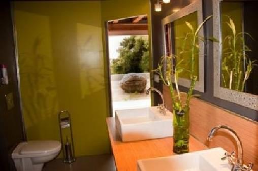Salle de douche et wc privé Chambre Marguerite