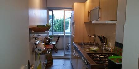 Location de vacances Eguzkia > cuisine