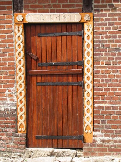 Derrière cette porte: le voyage dans le temps!