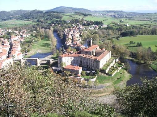 Chambre d'hote Haute-Loire - Lavoûte-Chilhac