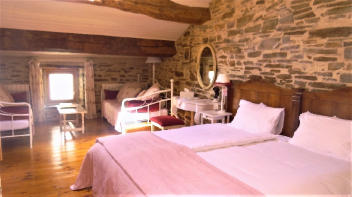 bed & breakfast Aude - La Chambre de la Rose